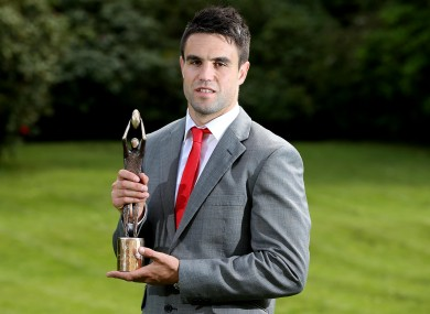 Murray has been central to Munster's best performances this season.