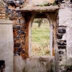 Drum Gatelodge in Antrim before restoration