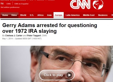 CNN report on the story.