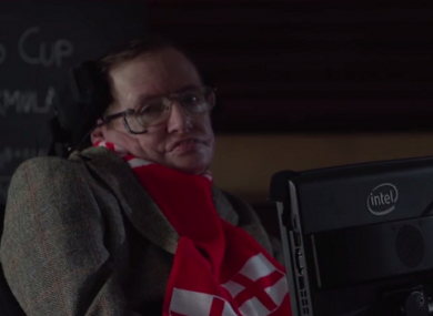 Stephen Hawking has no time for