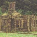 Salterbridge Gatelodge in Waterford before restoration