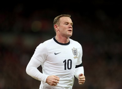 Many Irish fans who idolise Wayne Rooney at club level will be rooting against him in Brazil.