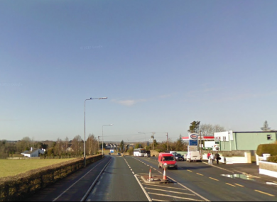 Cornamaddy, Athlone --- where the car was recovered.