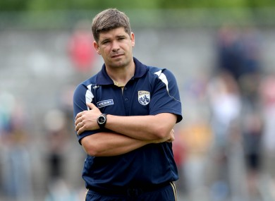 Kerry boss Eamonn Fitzmaurice has made three changes to his side.