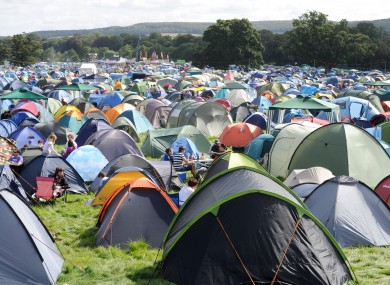 Two People Hospitalised After Electric Picnic Tent Fire The Daily Edge