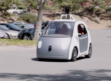 Google tests its self-driving cars in a 'Matrix-style' virtual