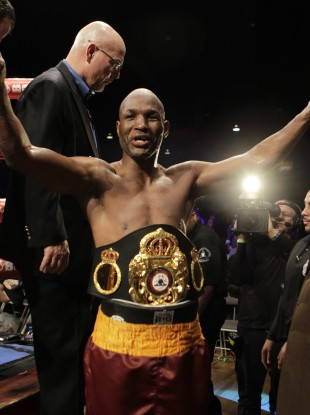Bernard Hopkins is showing no sign of age catching up with him.