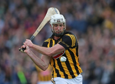 Michael Fennelly is back for Kilkenny.