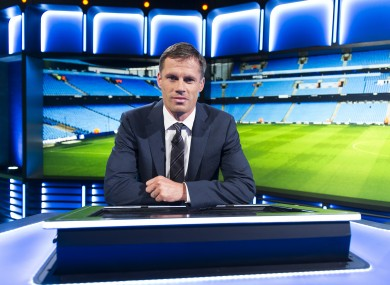 Carragher is a massive draw for Sky on a Monday night.