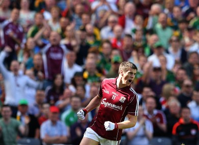 Shane Walsh: A key member of Galway's squad.