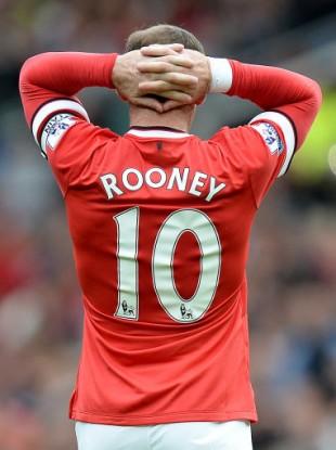 We fancy Rooney to score again this weekend.