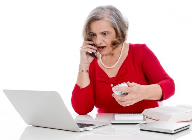 Be careful, scammers are still targeting Irish home phone users