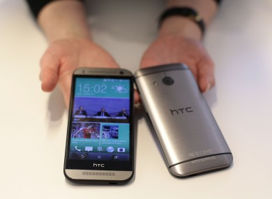 HTC has focused mainly on developing flagship phones like the HTC One.