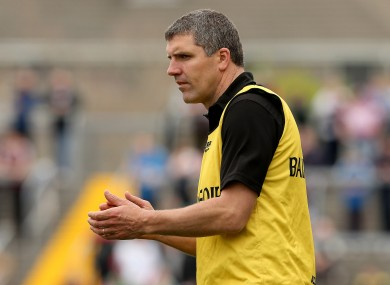 Walsh takes charge of the Galway footballers for the first time.