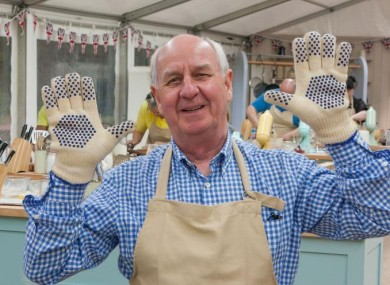The 7 stages of grieving for Norman from Great British Bake Off