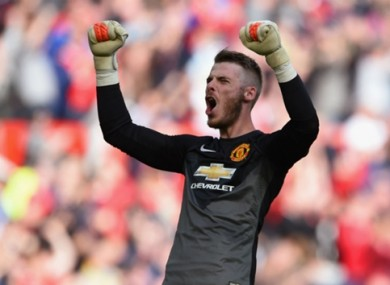 The Spanish goalkeeper has been linked with a move back home.