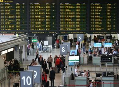 Dublin Airport (File photo)
