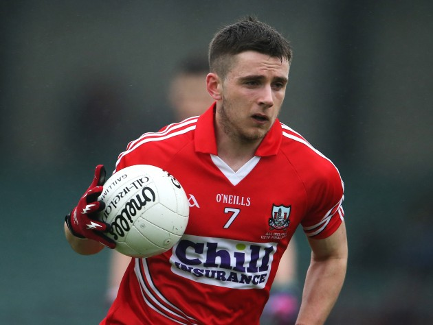 1513046136659 Last June, Cork GAA player Jamie Wall lined out for his county but a freak  incident has left him facing a big battle since.