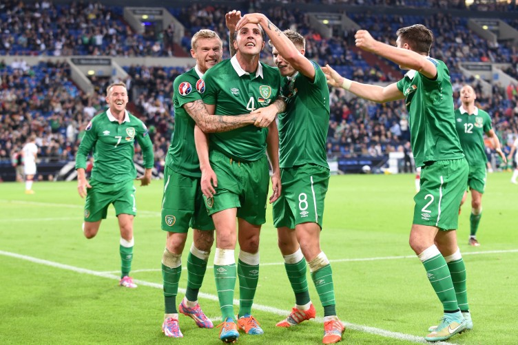 O Shea Grabs Dramatic Draw For Ireland Against Germany With Last Gasp Goal