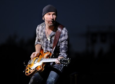 the edge sees why people thought u2 s free album was an unwelcome gift