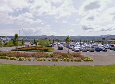 The Manor West retail park in Tralee, Co Kerry