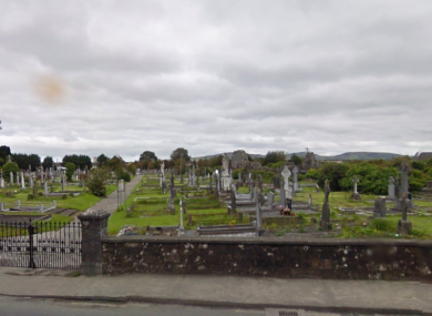 Rathass Cemetery, Tralee.