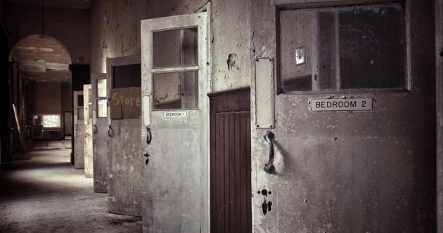Defunct and decaying: A look inside Limerick's Lunatic Asylum