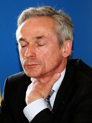 This is not good news for Richard Bruton...