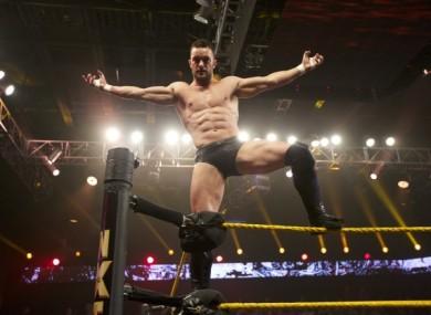 Irish WWE star Fergal Devitt on his earlier career as a