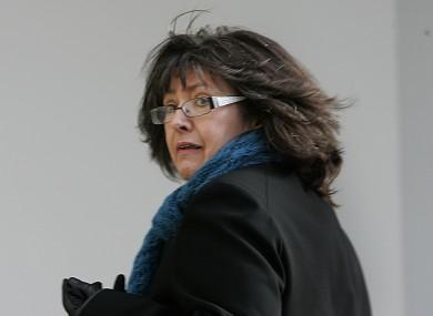 Revenue chairwoman Josephine Feehily