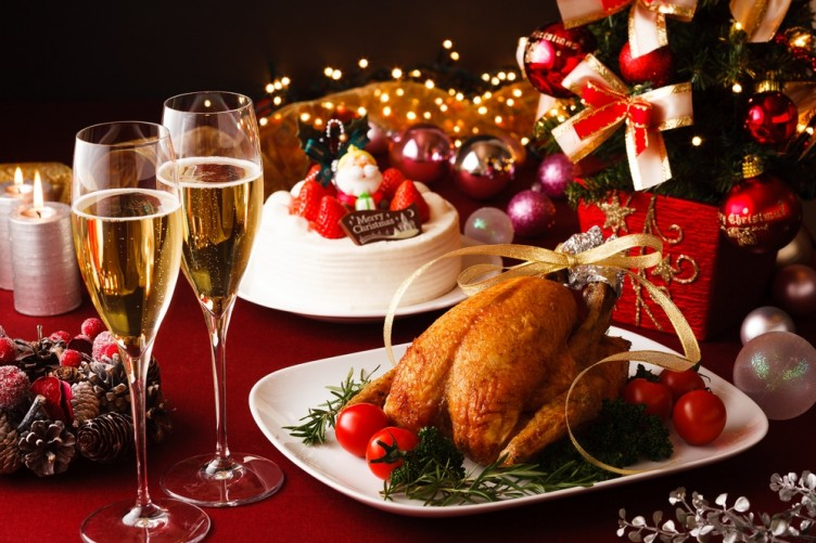 Christmas Meal.How To Buy A Slap Up Christmas Meal And All The Extras On