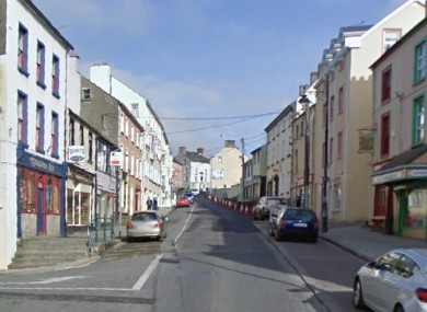 Ballyshannon, Main Street.