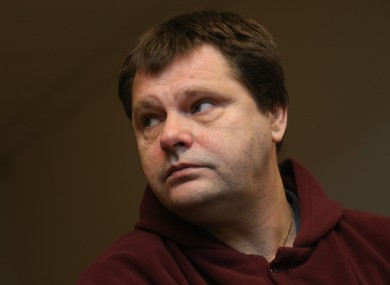 Convicted rapist Frank Van Den Bleeken