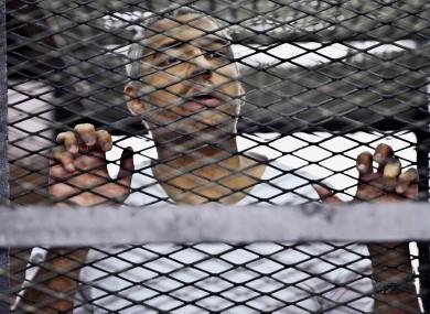 Mohammed Fahmy, Canadian-Egyptian acting bureau chief of Al-Jazeera.