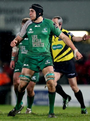 Dillane made his first-team debut in December against Leinster.