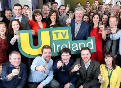 The UTV Ireland crew
