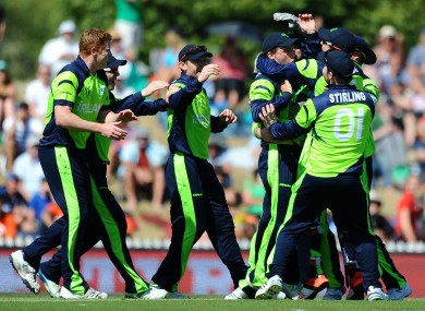 Ireland earned further praise for another superlative performance.