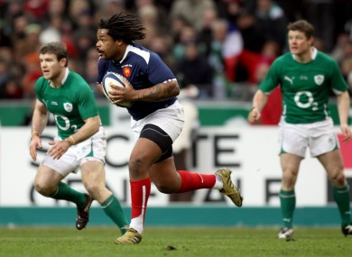 The 2010 vintage of Bastareaud was almost unstoppable.