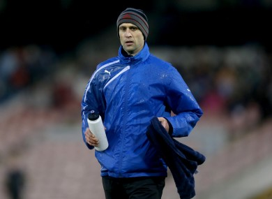 Tommy Dunne has stepped down as Dublin hurling coach.