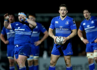 Gopperth couldn't lead Leinster to an important away win.