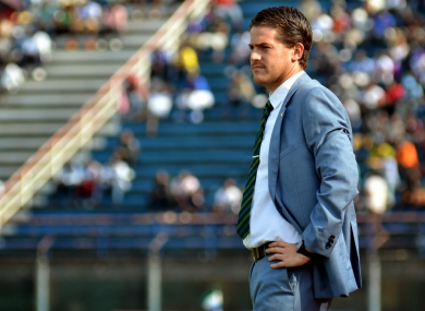 After a remarkable stint as Sierra Leone manager, Johnny McKinstry was confirmed as Rwanda's new coach a fortnight ago.