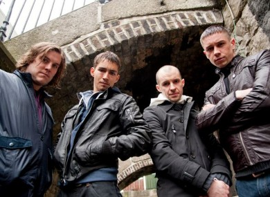 Love / Hate, one of the series available on UPC's My Prime