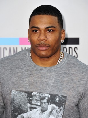 Nelly pictured in 2013