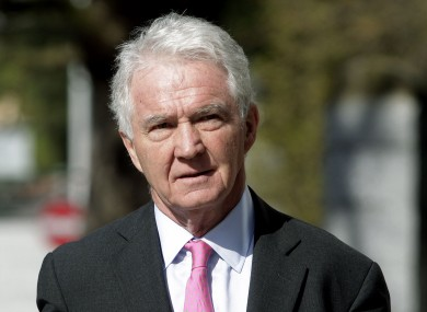 Sean Fitzpatrick is expected in court today.