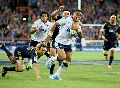 Saili has played for the Blues in Super Rugby since 2012.