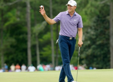 Spieth is in command at Augusta but will there be a twist yet?