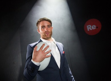 Luke Fitzgerald is an ambassador for the brand new Re.Store.