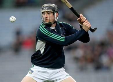 Goalkeeper Nickie Quaid is a doubt for Limerick's Munster SHC opener