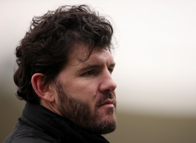 Shane Horgan is less than optimistic about Leinster's chances on Sunday.
