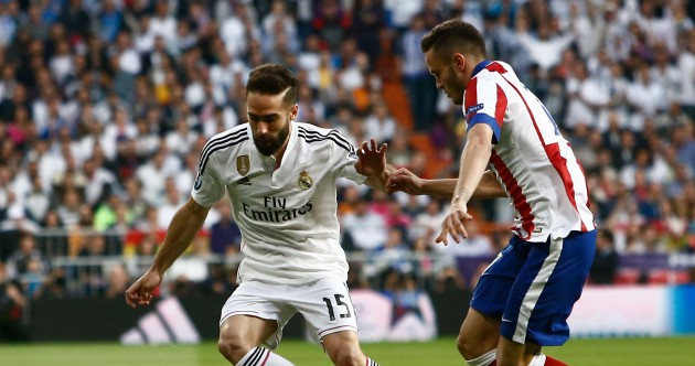As it happened: Real Madrid v Atletico Madrid, Champions League quarter-final